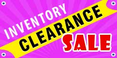 Inventory Clearance Sales