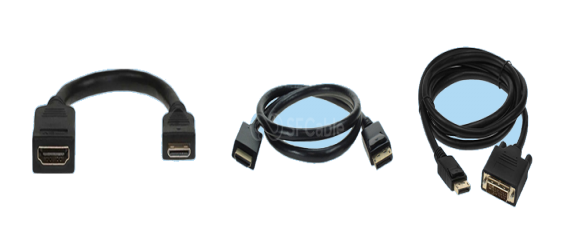 3 Must-have Cables in Your Everyday Cable Toolkit