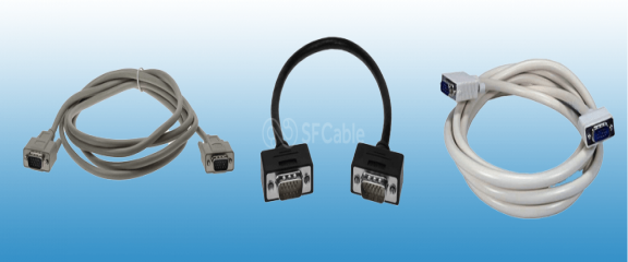 Different Types of Monitor Cables