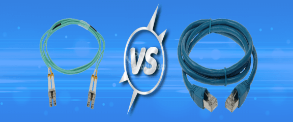 Fiber Optic Cables Vs Ethernet Cables: What Is the Difference?