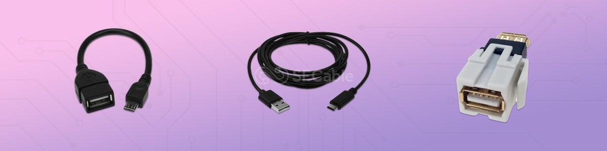 USB Keystone Jack: Power Bricks are Slightly Less Important Now