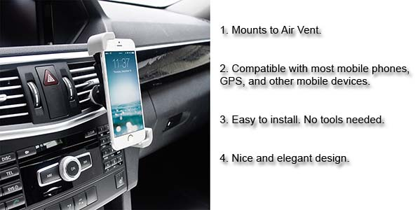 Provides the ability to safely view your device's navigation.