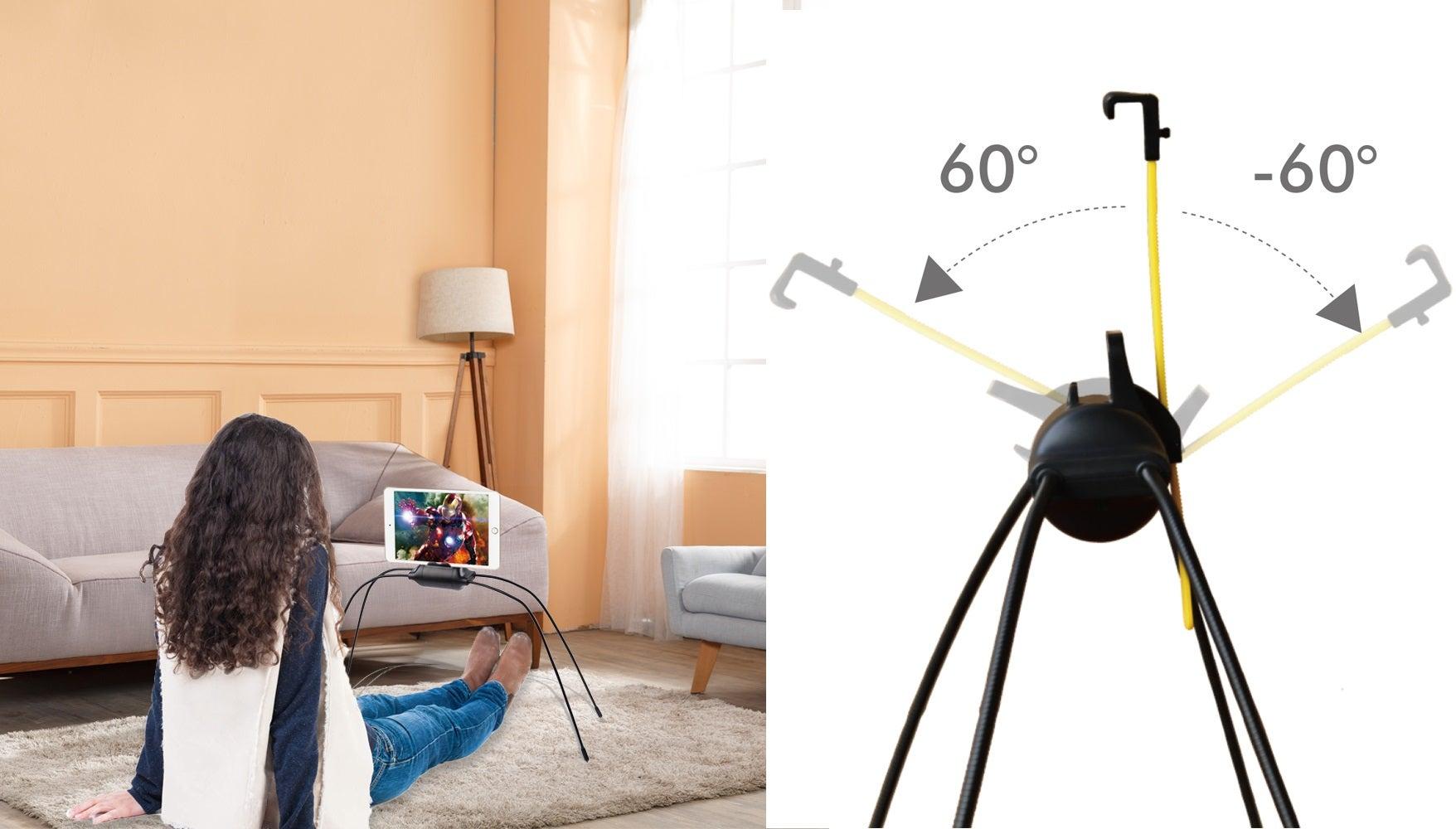 Universal Spider Tablet Cellphone Holder