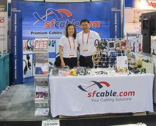 SF Cable Trade Show