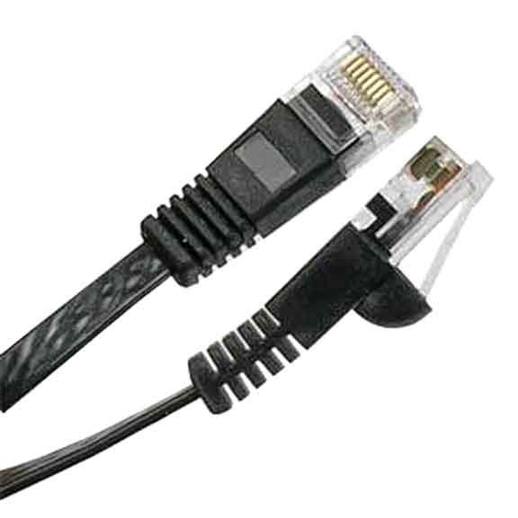CAT6 550Mhz Flat Patch Cable