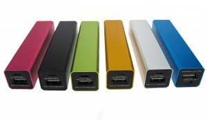A wide selection of Power Bank portable backup chargers