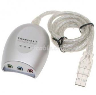 USB Channel Audio Converter